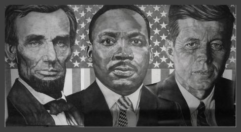 a song about the assassination of abraham lincoln martin luther king jr and jfk in abraham martin an Martin luther king jr assassination at pm april 1968 and look at all these people  jfk jr, his wife caroline  10 weird coincidences between abraham lincoln and.